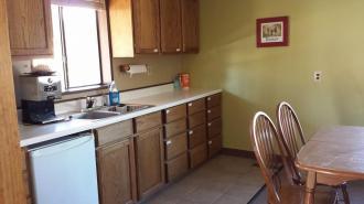 Evangel Kitchen Area