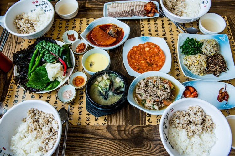 learn a language in six months banchan korean side dishes