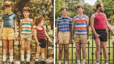25 Picture Recreations That Will Leaving You Laughing Harder Than Ever