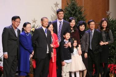 Jim Lee & Family