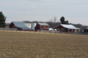 Farm along Rt. 144  Photo by Mike Hartley