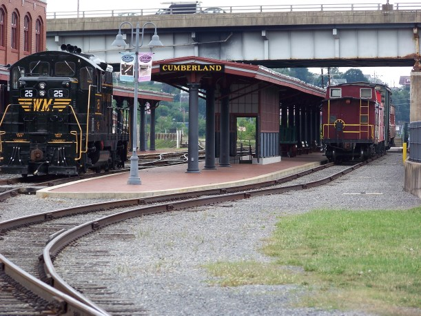 Cumberland Station Photo by Mike Hartley