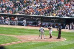 Ladies and Gentlemen, now batting, number 2, Derek Jeter