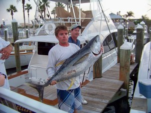 Time to fire up the grill with some tuna steaks. Photo by Mike Hartley