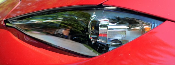 Headlight Photo by Mike Hartley