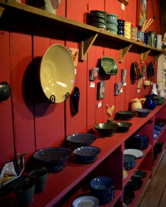 Greenbridge Pottery. Photo by Mike Hartley
