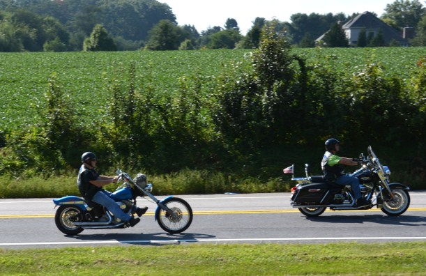 Ride for Heroes Photo by Mike Hartley