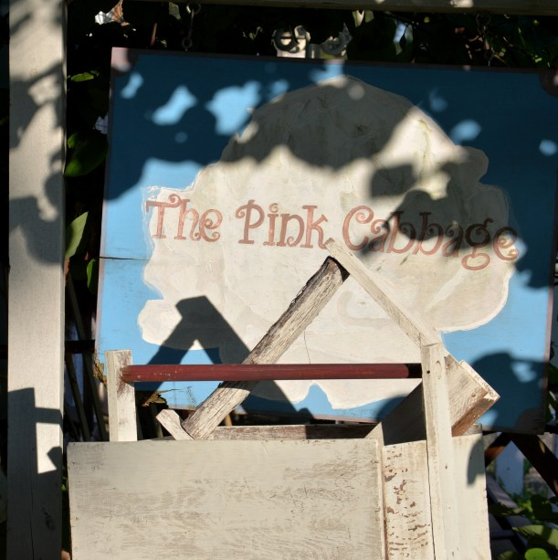 Outside The Pink Cabbage Photo by Mike Hartley