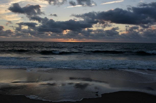 Sunrise at Bethany Beach Delaware Photo by Mike Hartley