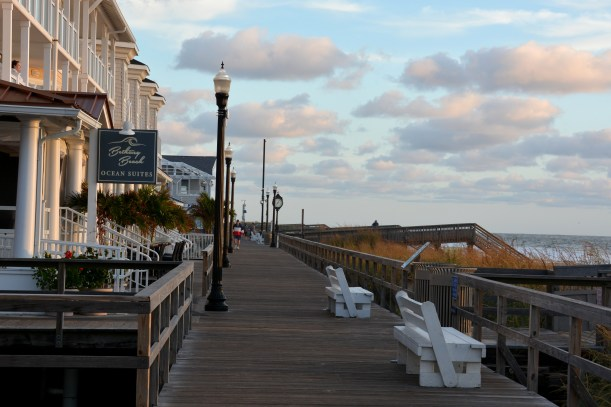 Bethany Boardwalk Photo by Mike Hartley