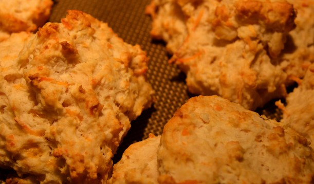 Biscuits Photo by Mike Hartley