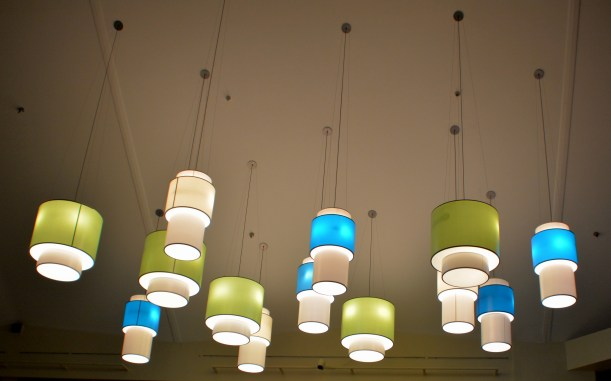 Lights at Turf Valley Resort Photo by Mike Hartley