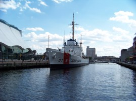 USCGC Taney Photo by Mike Hartley