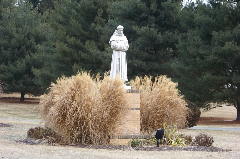 Shrine of St Anthony off Homewood Road Photo by Mike Hartley