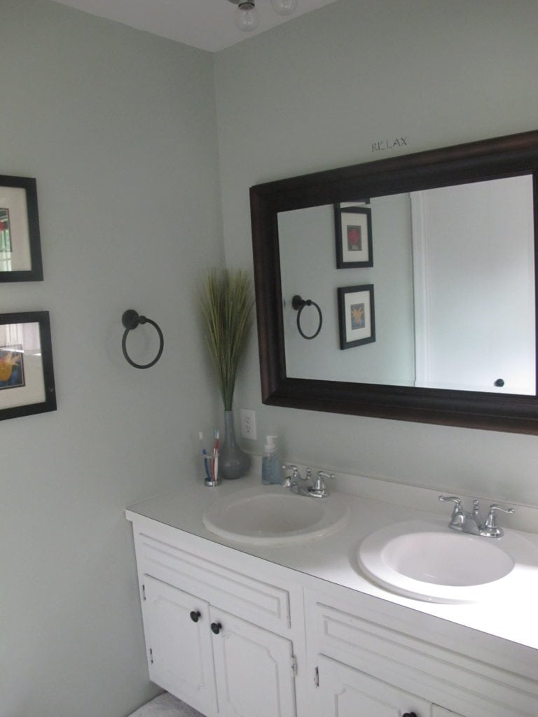 benjamin moore silver mist. Black Bedroom Furniture Sets. Home Design Ideas