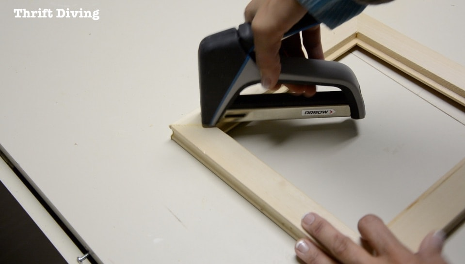 diy picture frames without power tools