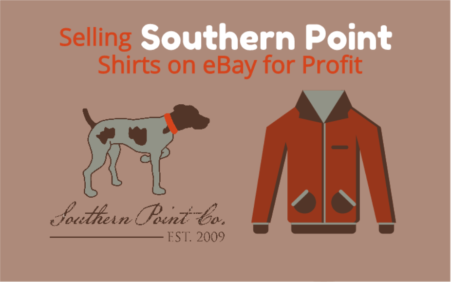 Selling Southern Point Shirts on eBay for Profit