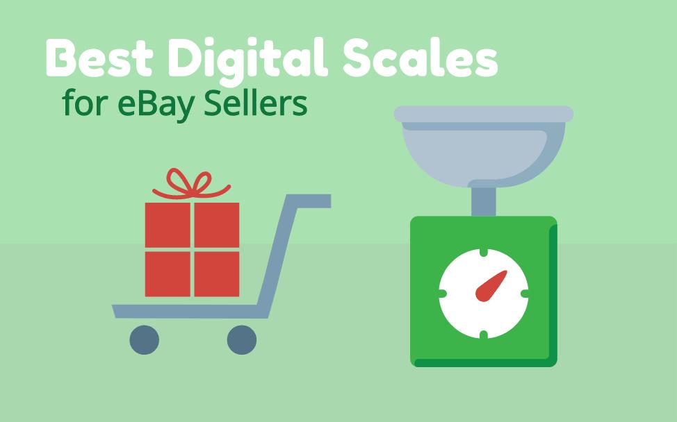 5 Best Digital Scales for eBay Sellers