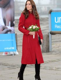 02 Nov 2011 - Kate Middleton, Duchess of Cambridge visits the UNICEF Supply Division Centre, Copenhagen, Denmark