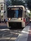 The city train