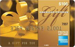 $100 Amex Gift Card Daily Worth