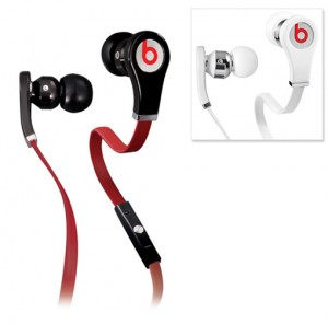 Beats by Dr.Dre with ControlTalk In-Line Microphone, Tangle-Free Cable, and iPhone iPod Controls