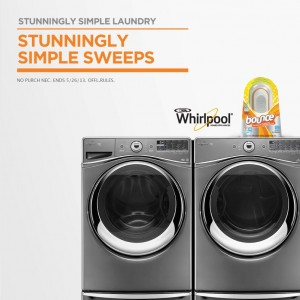 Bounce Stunningly Simple Sweepstakes