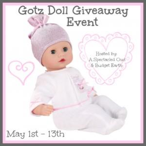 Gotz Doll Giveaway