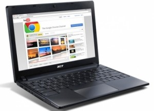 Acer Chromebook Sweepstakes