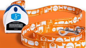 FREE Jenny Craig Pedometer & Purina Dog Leash!
