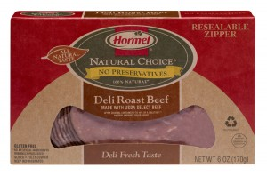 HORMEL NATURAL CHOICE products