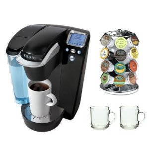 K75 Keurig Platinum Brewer and K-cup Starter Kit Sweepstakes