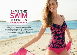 Lands' End - Love The Swim You're In Sweepstakes