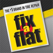 THE FIX-A-FLAT Just Connect, Inflate and Go! Sweepstakes