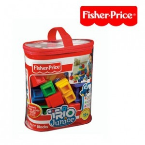 TRIO Junior My First Blocks by FisherPrice