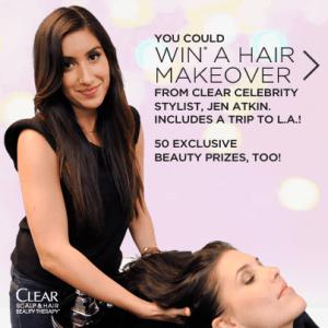 Unilever Gorgeous Hair Sweepstakes