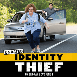 Universal Studios - Identity Thief Sweepstakes