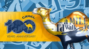 Camel 100 Years Instant Win Game