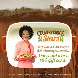 Country Crock Sweepstakes