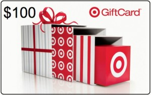 Enter to Win a $100 Target Gift Card