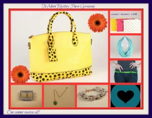 To Adorn Mystery Purse Giveaway
