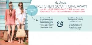 Tuckernuck Gretchen Scott Giveaway