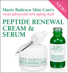 FREE Sample of Peptide Renewal Serum and Peptide Renewal Cream