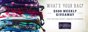 eBags What's Your Bag Sweepstakes