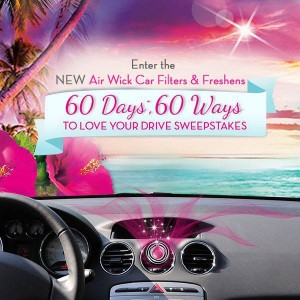 Air Wick 60 Days, 60 Ways Sweepstakes