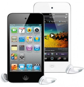 Apple iPod Touch 16GB Current 4th Generation With FaceTime Calling, WiFi, Bluetooth & 720p HD Recording