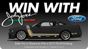 BrandSource - 2013 Win With Force Ford Fiesta Sweepstakes