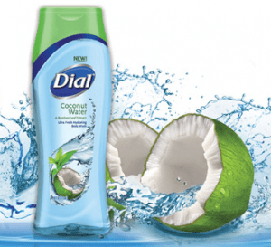 Enter to Win Dial Body Wash 100,000 Winners