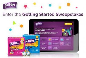 Getting Started Sweepstakes