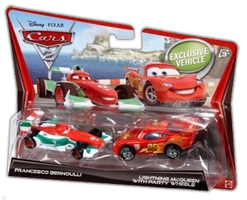 Possible FREE Mattel Disney Pixar Cars Vehicle 2 Pack